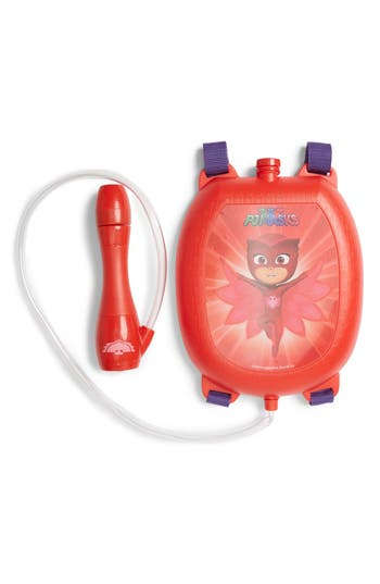 Boys Little Kids Pj Masks Water Backpack