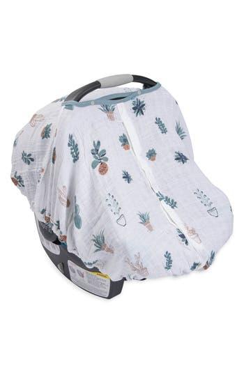 Infant Little Unicorn Cotton Muslin Car Seat Canopy