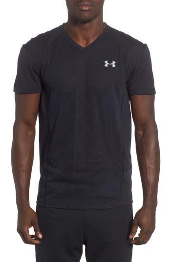 Under Armour Microthread Swyft V-Neck T-Shirt