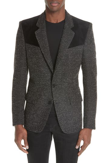 Givenchy Tweed Sport Coat