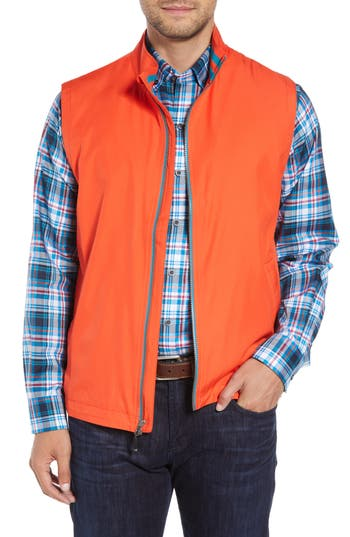 Cutter & Buck Nine Iron DryTec Zip Vest