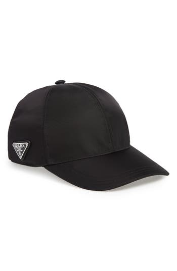 Prada Nylon Ball Cap