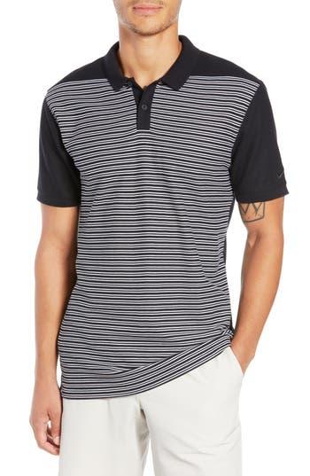 Nike Dry Stripe Piqué Polo