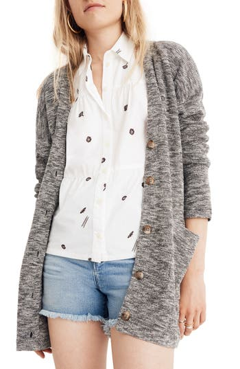 MADEWELL ALTON CARDIGAN SWEATER