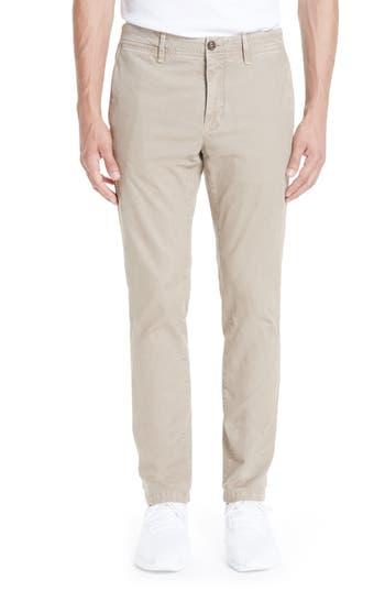 Moncler Gabardine Cotton Chino Pants