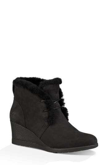 UGG® Jeovana Waterproof Genuine Shearling Lined Boot