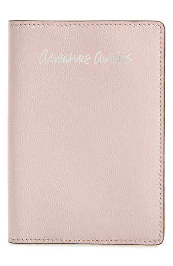 Rebecca Minkoff Leather Passport Holder