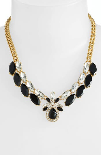 kate spade new york bib statement necklace