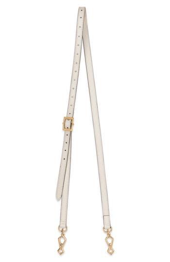 Gucci Sylvie Leather Crossbody Strap