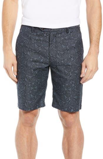 Robert Graham Canon Rock Paisley Shorts