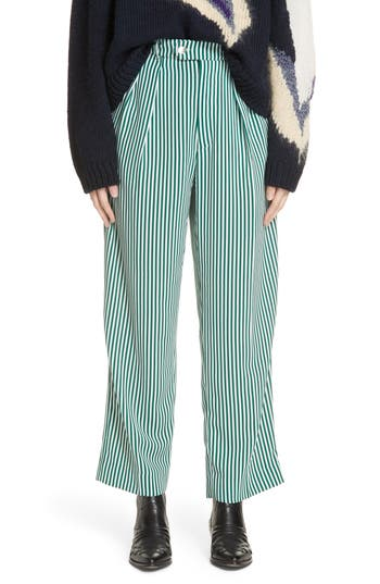 ROSEANNA Andrea Stripe Pants