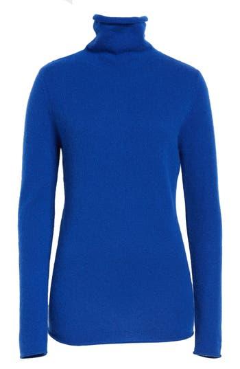 Halogen® Funnel Neck Cashmere Sweater