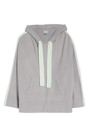 Caslon® Off Duty Hoodie Sweater