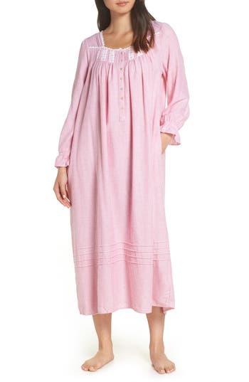 Eileen West Flannel Nightgown