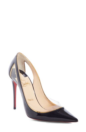 Christian Louboutin Cosmo Window Pump