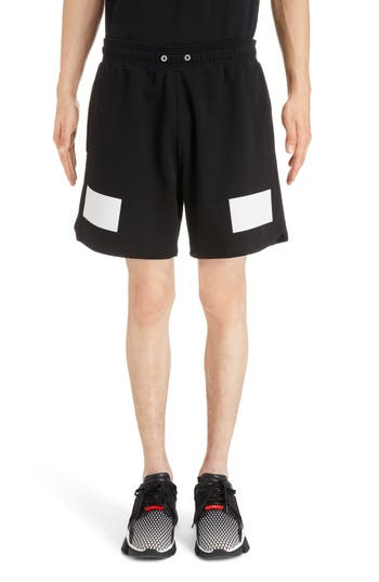Givenchy Reflector Tape Shorts