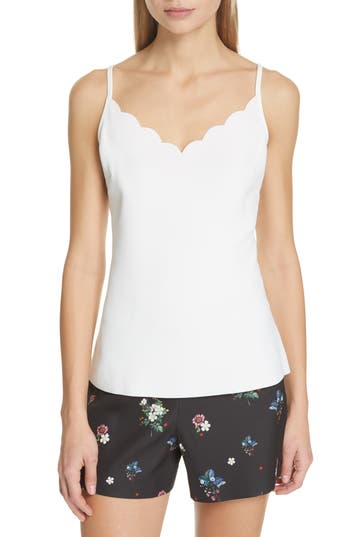 Ted Baker London Siina Scallop Camisole