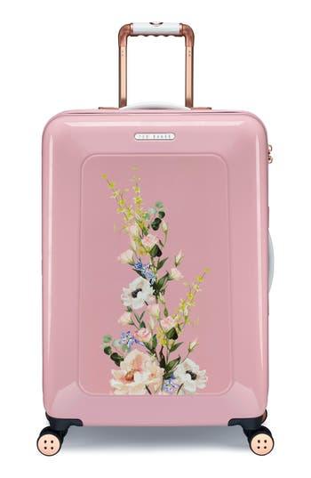 Ted Baker London Medium Elegant 27-Inch Hard Shell Spinner Suitcase