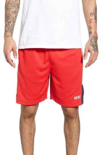 WeSC Mesh Basketball Shorts