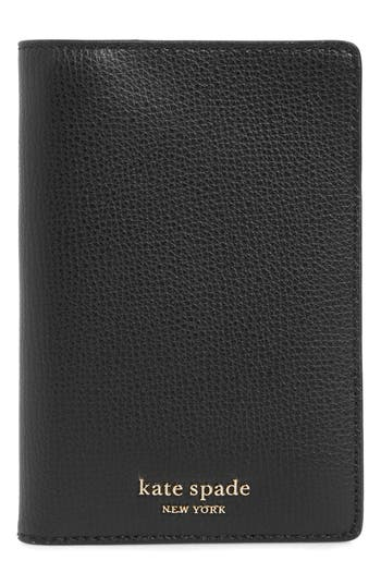 kate spade new york sylvia leather passport holder