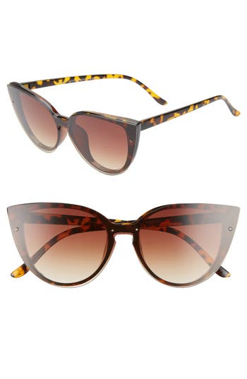 BP. Flat Front Cat Eye Sunglasses