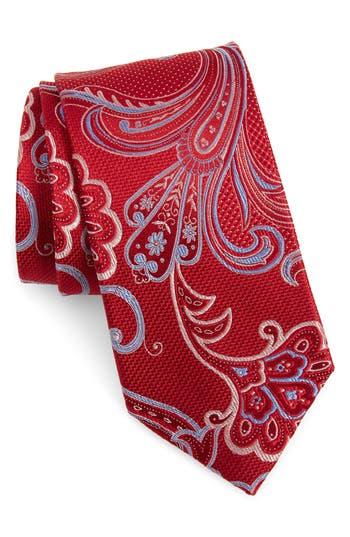 Nordstrom Men's Shop Bryce Paisley Silk Tie