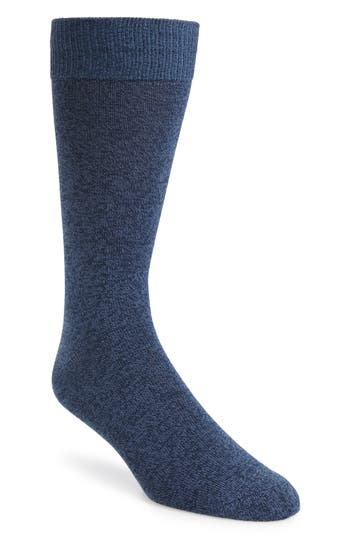 Nordstrom Men's Shop Ultrasoft Solid Socks