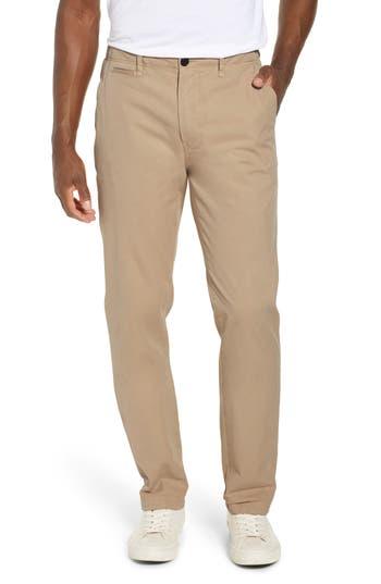 Billy Reid Straight Leg Pima Cotton Chinos
