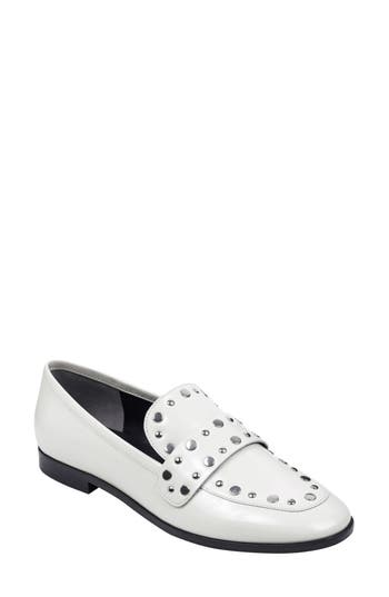 Marc Fisher LTD Zimma Studded Loafer (Women)