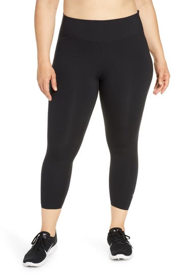 Nike All-In Lux Crop Training Pants (Plus Size)