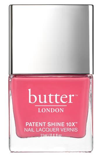 Butter London 'Patent Shine 10X' Nail Lacquer - Flusher Blusher