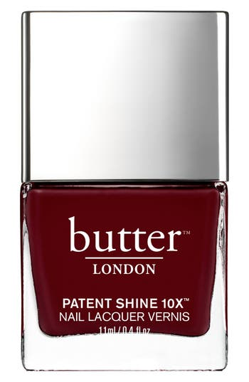 Butter London 'Patent Shine 10X' Nail Lacquer - Afters