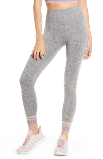 Soul by SoulCycle Seamless Skull Jacquard Tights
