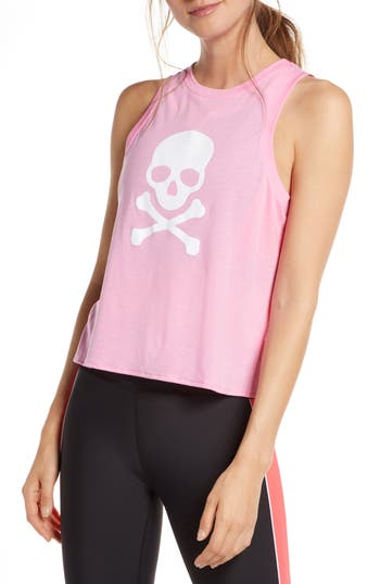 Soul by SoulCycle Callie Crop Tank