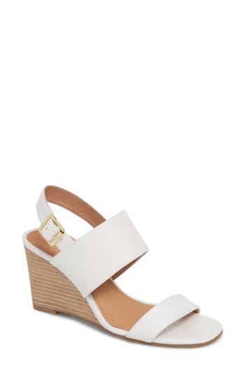 Halogen® Aster Wedge Slingback Sandal (Women)