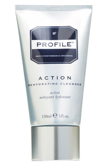 Profile 'Action' Rehydrating Cleanser