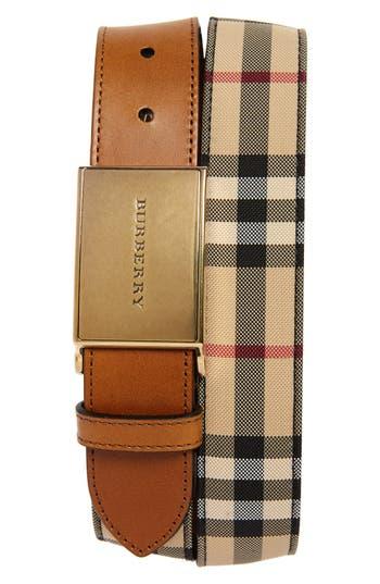 Men's Burberry'Charles' Belt