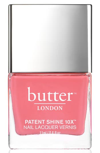 Butter London 'Patent Shine 10X' Nail Lacquer - Coming Up Roses