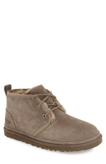 Ugg Neumel Chukka Boot, 8- Grey