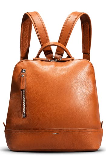 Shinola 'Mini Zip' Backpack -