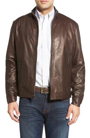 Remy Leather Lambskin Leather Jacket