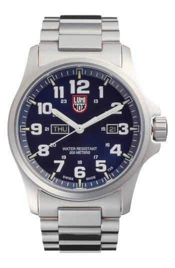 Luminox Atacama Field Bracelet Watch, 45Mm