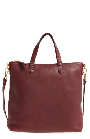 Madewell The Transport Leather Crossbody -