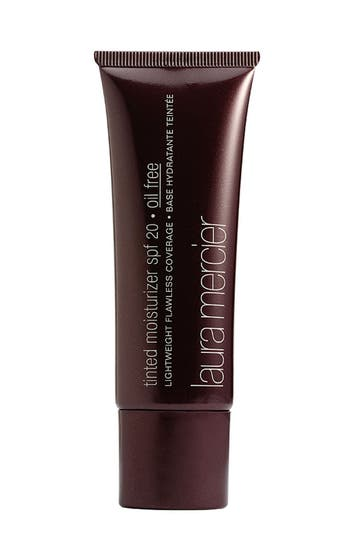 Laura Mercier Oil-Free Tinted Moisturizer Broad Spectrum Spf 20 Sunscreen - Bisque