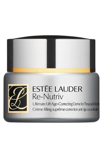 Estée Lauder Re-Nutriv Ultimate Lift Age-Correcting Creme For Throat & Décolletage