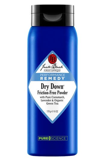 Jack Black Dry Down Friction-Free Powder, oz