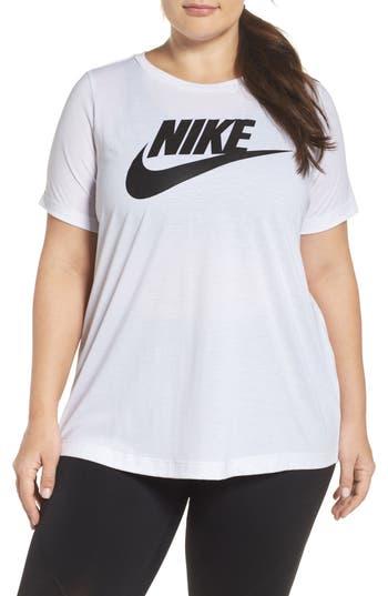Plus Size Nike Essential Tee