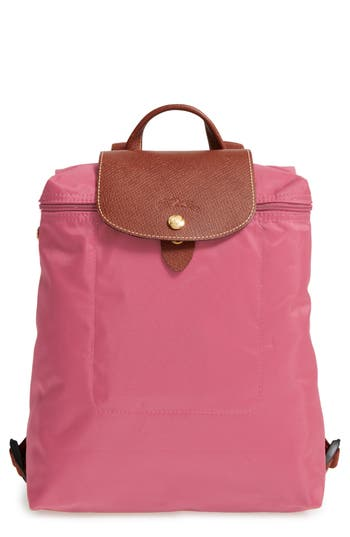 Longchamp 'Le Pliage' Backpack - Pink at NORDSTROM.com