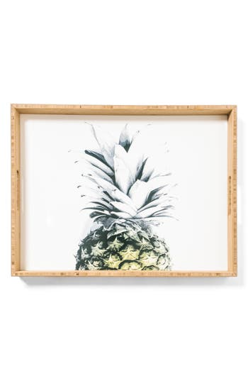 Deny Designs Pineapple Serving Tray