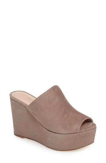 Charles By Charles David Padma Platform Wedge Mule